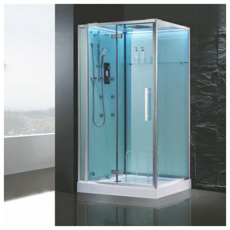 Cabine douche Hammam Archipel® Pro 120G (120x90cm) 2 places