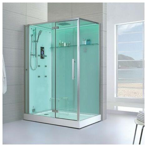 Cabine douche Hammam Archipel® Pro 150G (150x90cm) - 2 à 3 places