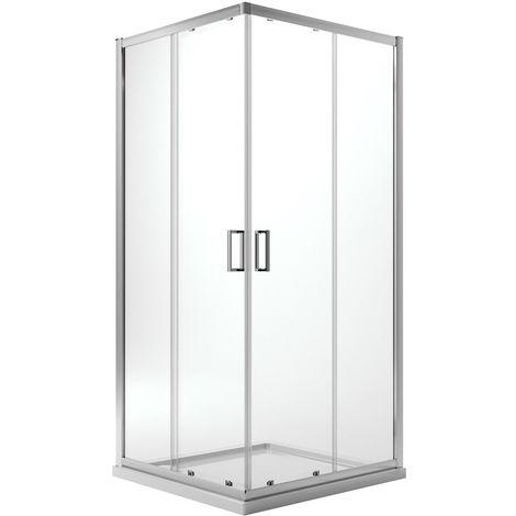 cabine paroi douche 70x90 h200 transparent 6mm mod. Black Bedroom Furniture Sets. Home Design Ideas
