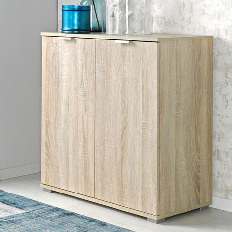 Cabinet Chest Of Drawers Sideboard Shelf Cupboard Modern Wooden Large Storage