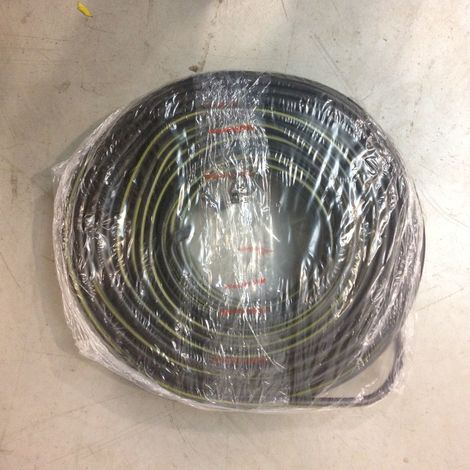 Câble 3G2,5 U1000R2V Rigide Domestique Industriel 50m