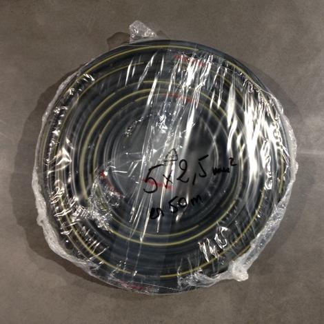Câble 5G2,5 U1000R2V Rigide Domestique Industriel 50m