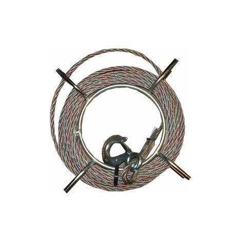 CABLE 8,3MM B-20 T-7 1959