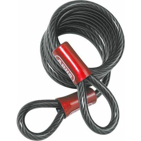 cable a 2 boucles cobra ABUS FRANCE SAS COBRA 10/200