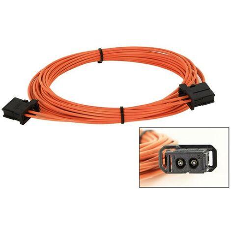 Cable a fibre optique 5m Generique