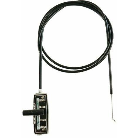 Cable a gaz universelle et manette