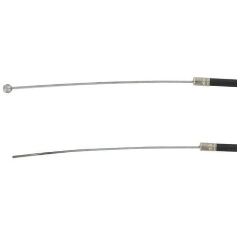 Cable Acelerador UNIVERSAL Cable: 2,54m; Funda: 2,286m