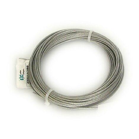 CABLE ACERO 6X7+1 5MM. (ROLLO 100M)