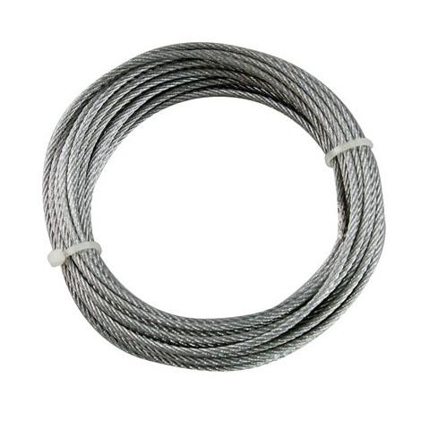 Cable Acero Galvanizado P/ Torno 6 M - NEOFERR - Ph1052