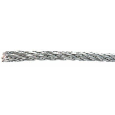CABLE ACERO GALV.BOB.2MM.200M.EHS