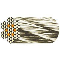 Câble acier inox Levac