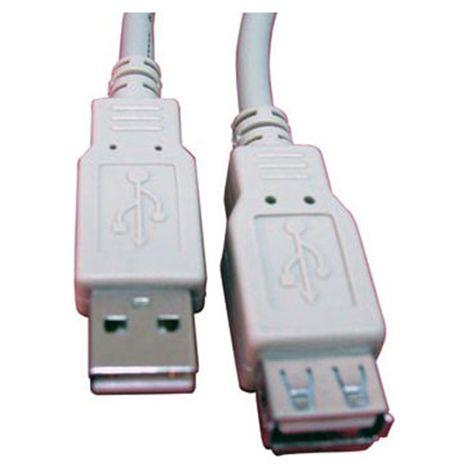 CABLE ALARGADOR USB 2.0 5 MTS LL-CAB-SB-1250