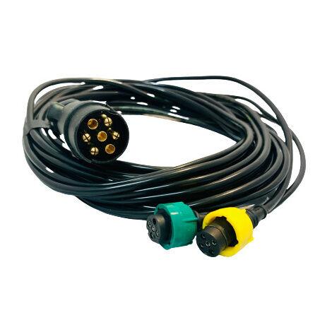 Câble Alimentation Feux - 2 x 10 m