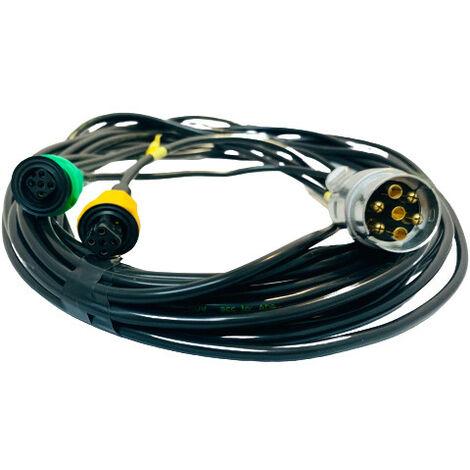Câble Alimentation pour Feux - 2 x 3 m