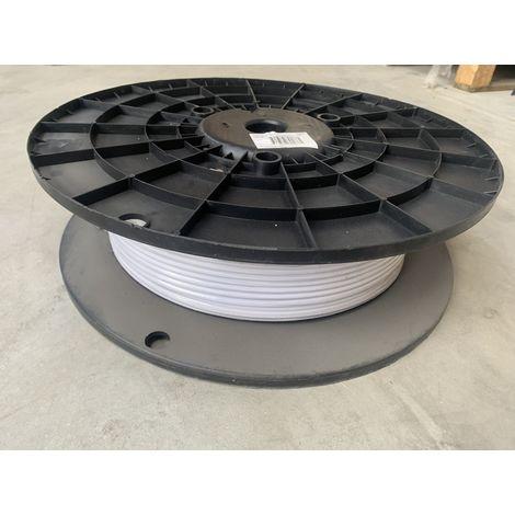 Cable antenne TV 19VATC (touret de 150m) blanc pour intérieur CABLE GD19VATCT150