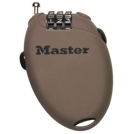 Câble antivol Master Lock 4603EURD