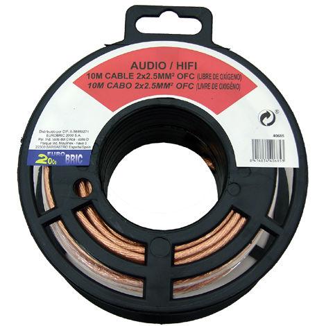 Cable Audio OFC Libre de Oxigeno