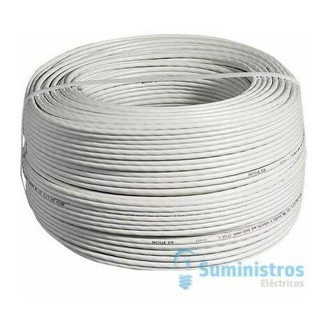 Cable BUS 2 Hilos scs blanco BTICINO 336904 (Rollo 200 Mt)