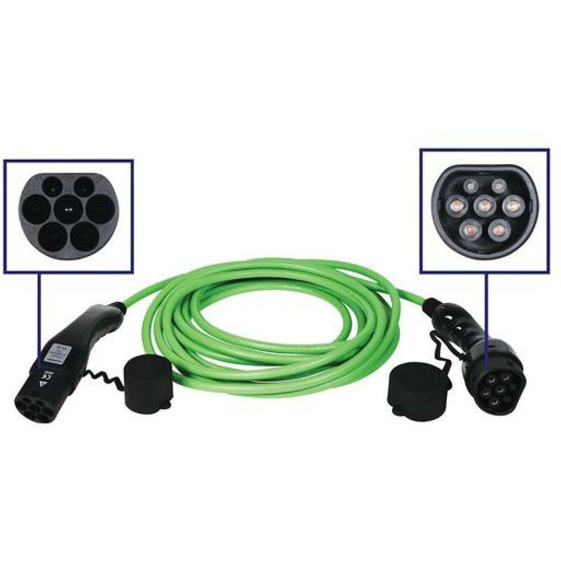 Cable Charge Vehicule Electrique T2->T2 A3p32at2 N6 Blaupunkt