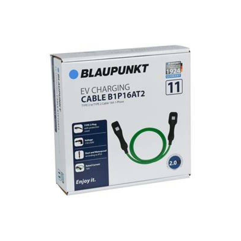 Cable Charge Vehicule Electrique T2->T2 B1p16at2 N11 Blaupunkt