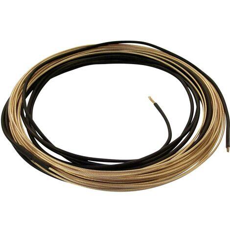 Câble chauffant 2 m Arnold Rak HK-5,0-12 75 W noir