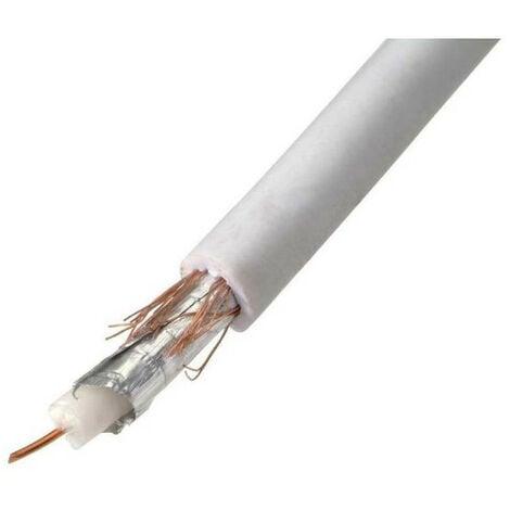 Câble coaxial - 100m de câble coaxial 17 VATCA