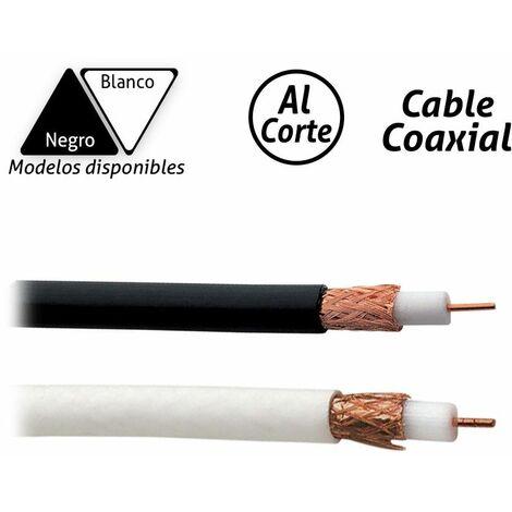 Cable coaxial especial señal de televisión -Disponible en varias versiones