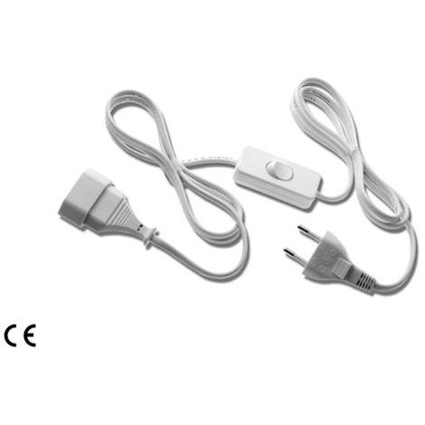 Cable con interruptor de mano - talla