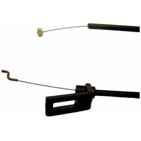 Câble d'accélération coupe-bordure HOMELITE up04557