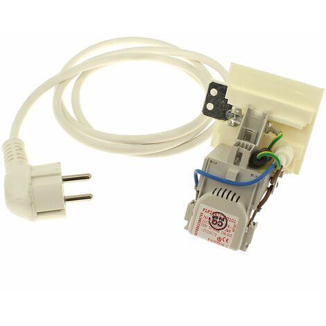 Cable d'alimentation + antiparasite pour Lave-linge Ariston, Lave-linge Indesit, Lave-linge Scholtes, Lave-linge Hotpoint