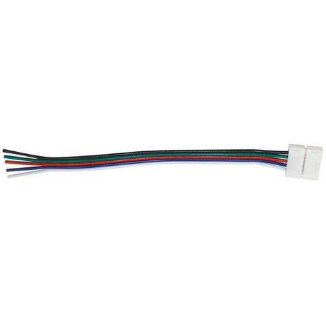 """main image of """"Cable de conexión directa para tira LED RGBW (5 Pin) 15cm"""""""