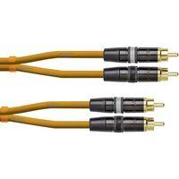noir VGA-sVGA xGA premium-c/âble vGA et c/âble audio st/ér/éo 3,5 mm 15 m noir
