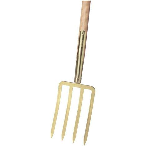 Cable de pala m. tallo dorado m. 4 jamón de bayoneta