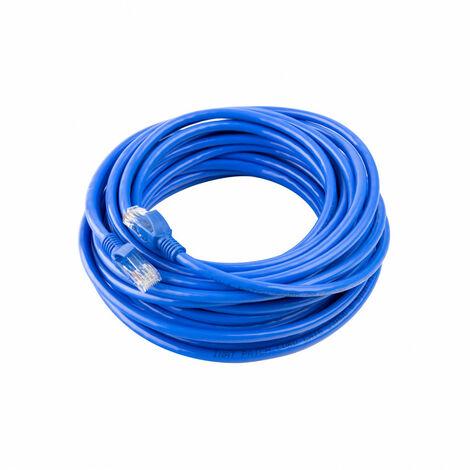 """main image of """"Cable de Red UTP Ethernet RJ45 CAT.6 Latiguillo de 10m"""""""