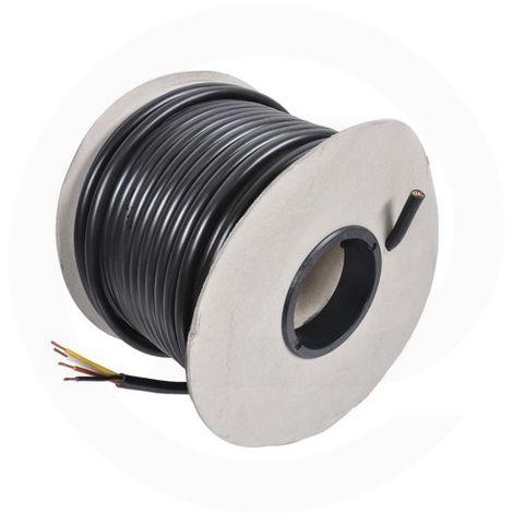 Câble de remorque PVC 4x1,5 mm