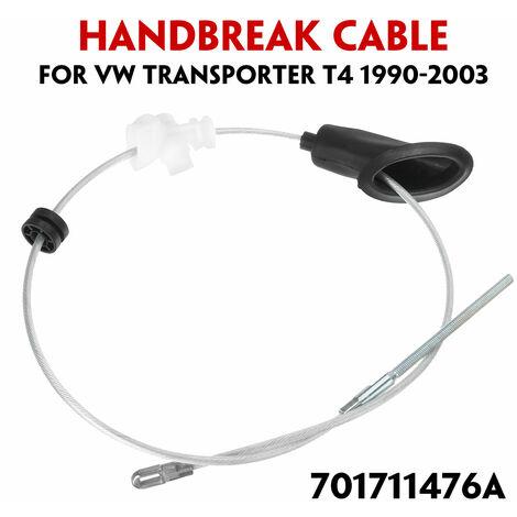 Câble de rupture de main avant avec rouleau et joint 701711476A pour VW Transporter T4 90-03