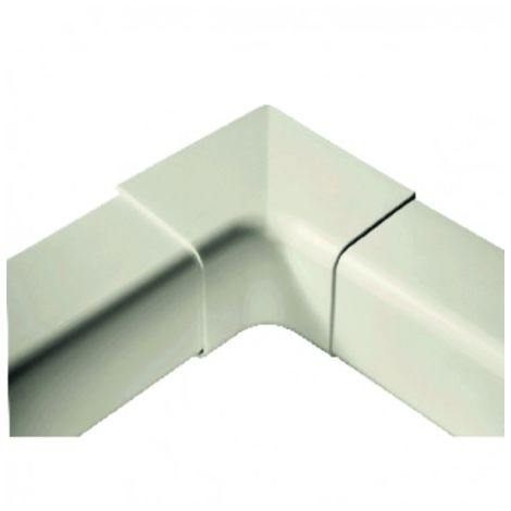 Cable duct - internal corner 60x80