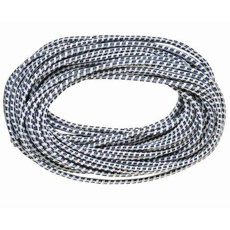 Câble élastique Ø 7 mm x 20 m