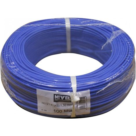 Cable elec 1,5mm hilo flexible cemi cobre az lh lh1015.2 100