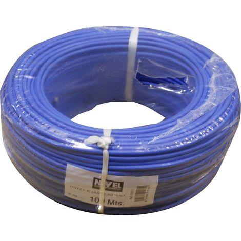 Cable Elec 2,5mm Hilo Flexible Cemi Cobre Az Lh Lh1025.2 100