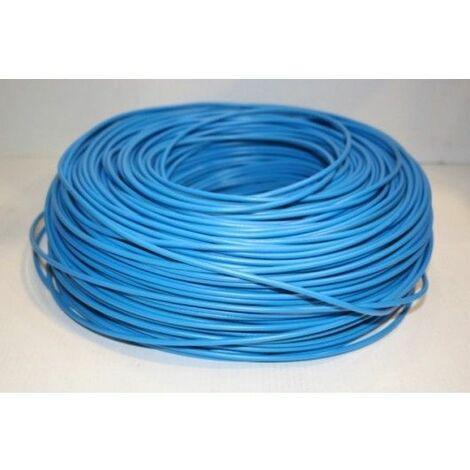 Cable Electricidad 2,5Mm Hilo Flexible Nivel Azul 750V Cf1025 200 Mt