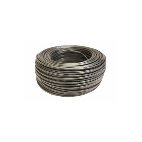 Cable Electricidad 4Mm Hilo Flexible Nivel Negro 750V Cf1040 100 Mt