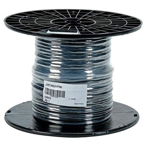 "main image of ""Cable electrico 3 hilos conductores. Longitud 75 metros"""