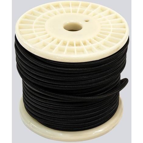 Cable eléctrico textil 2x0.75 de colores estilo nórdico