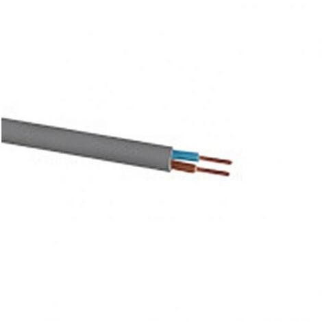 Câble électrique souple HO5 VV-F 3G1 mm² - plusieurs modèles disponibles