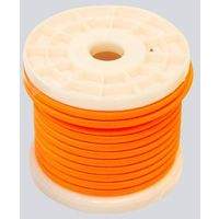 Câble électrique textile couleurs FLUO 2 x 0,75 bobine