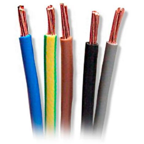 Cable flexible de 16mm2 Libre de Halógenos H07Z1-K (por metro). -Disponible en varias versiones