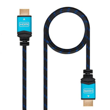 Câble Hdmi A Hdmi 10m Hdmi V2.0 4k@60hz 18gbps 10.15.3710