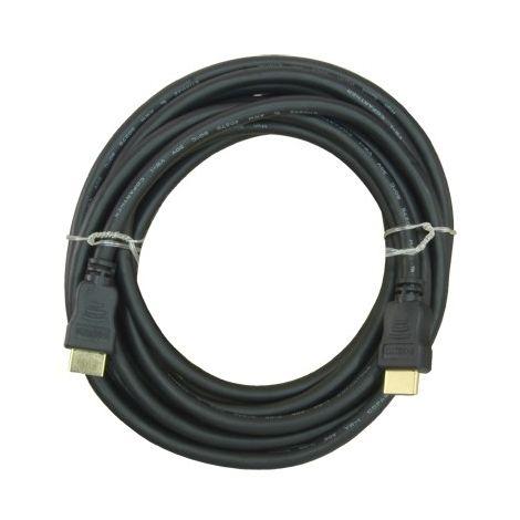 Cable HDMI Conectores HDMI tipo A macho, 5 metros