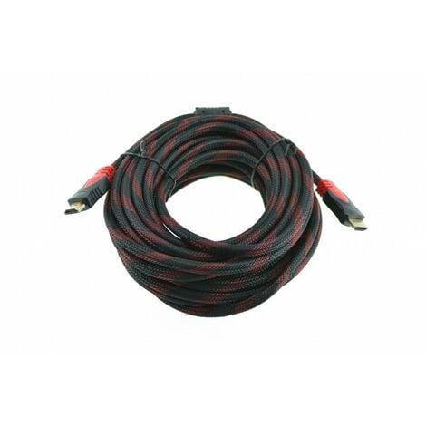 CABLE HDMI V1.4 de 10 metros de longitud para PS3/XBOX360( ALTA VELOCIDAD)